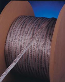 Detectable MULETAPE DP Series Woven Polyester Mule Tape DP1800P 3000'