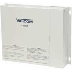 Valcom V2006A 6 Zone Paging Controller