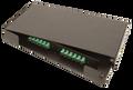 FRM-1RU-2X-S0 Rack Mount Fiber Panel 2 Panel Capacity LIU