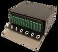 "FRM-4RU-12X-TS 4 RU 12 Panel 19"" Rack Mount Fiber Distribution Unit"