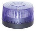 Blue Lens, High Power, Weatherproof Strobe Light