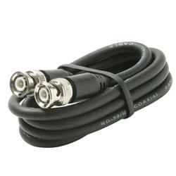 RG59 BNC Coaxial Patch Cable 75 Ohm