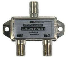 40-2050MHz TV Satellite Mini Diplexer