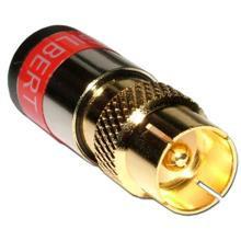 Gilbert RCA Mini Coax Connectors GA-RCA-UE-MRCA