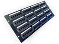 Leviton 96 Port Category 5E Patch Panel 5G584-U96