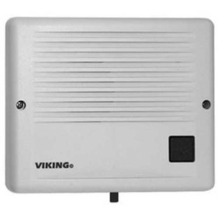 Viking Electronics Single Line Loud Ringer and Door Chime SR-1