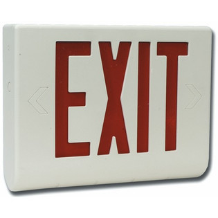CCTV Hidden Covert Exit Sign Camera B/W