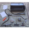 4031 MS2 Hand Hydraulic Crimper Unit Complete Kit USED
