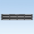 Panduit DP485E88TGY 48 Port Category 5e Patch Panel