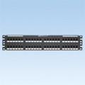 Panduit DP486X88TGY 48 Port Category 6A Patch Panel 10 Gigabit