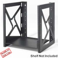 12U-Wall-Mount-Rack 1915-3-001-12 Made In The USA