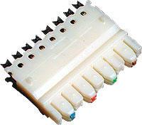 110 Clip 4 Pair Connecting Block