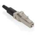 49991-MLC FastCAM Pre-polished Connector, LC (beige), 62.5/125um Multimode