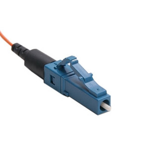 49991-SLC FastCAM Pre-polished Connector, LC (blue), Single-mode