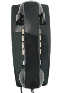 Cortelco 255400-VBA-20MC Wall Fully Modular Black