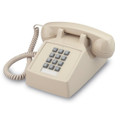 Cortelco 250044-VBA-20MD Traditional Desk Phone Ash