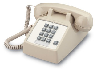 250044-VBA-20FC Cortelco Traditional Desk Phone with Flash