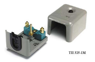 TII Telephone Station Protector TII 325-2M