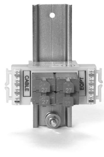 505E4-18 Category 5E Low Voltage LAN Surge Protector 18V