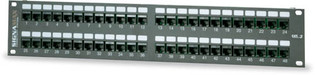 48116-C4U 48 Port Category 3 Voice Grade 110 Patch Panel