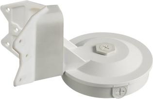 8161CB Wall Mounting Corner Bracket Kit with Threaded Openings