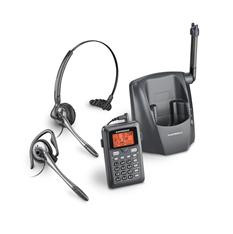 Plantronics 80057-01 - CT14, DECT 6.0 Cordless Headset Phone