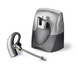 Plantronics CS70 Wireless Headset With HL10 Handset Lifter Combo