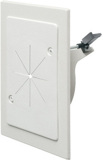 Arlington CE1RP Cable Entry Plate