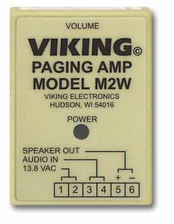 Viking M2W Amplify Key Phone Ringing and Paging!