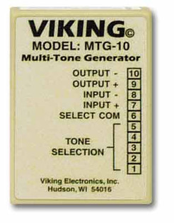 Viking MTG-10 Generate Multiple Tones for Any Paging System
