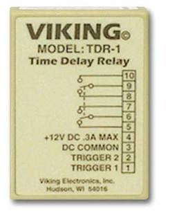 Viking TDR-1 Versatile Time Delay Relay