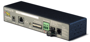 Watchdog 100 Network Environmental Monitor Rackmount Temperature Humidity Dew Point