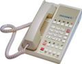 DIA67359 Teledex Diamond Hotel 2 Line Guest Room Telephone Ash