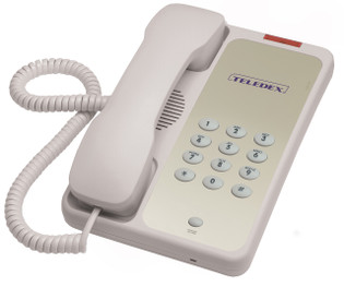 Teledex OPAL Basic Guest Room Telephone OPL76309