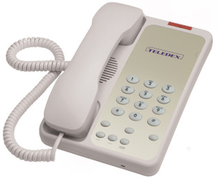 Teledex OPAL 1003 Basic Guest Room Telephone OPL76739