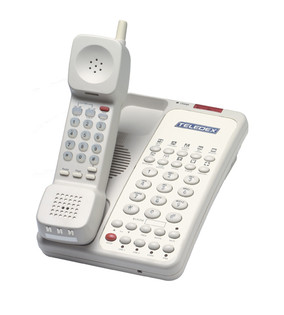 Teledex OPAL DECT 6.0 DCT1910 Guest Room Cordless Telephone