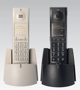 Telematrix Handset 1.9Ghz DECT 6.0 Guest Room Cordless 98559HDKIT