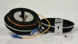 Bare Fiber Adapter for Testing Individual Fiber MM or SM