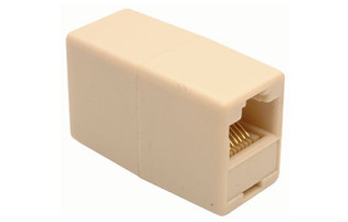 Telephone Modular Coupler 6P6C