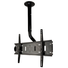 ROY7506B Universal Ceiling Mount For Flat Panel TV's 37-60in