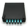 6 Port Mini Wall Mount Fiber Panel SC SM Single Mode
