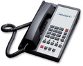 Teledex Diamond L2S-5E 2 Line Guest Room Telephone Black DIA671491