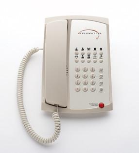 Telematrix 3100MW10 Single Line 10 Button Ash 31239