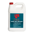 Cable Gel Solvent D-Gel 1 Gallon Plastic Bottle HAZ ORM-D 61201