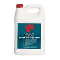 Cable Gel Solvent D-Gel 1 Gallon Plastic Bottle HAZ ORM-D 61201