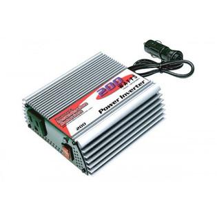 200 Watt DC to AC Power Inverter