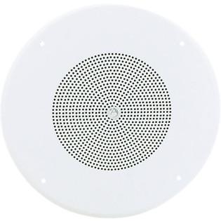 """Atlas Sound SD72W 8"""" 70V Dual Cone Ceiling Speaker Assembly"""