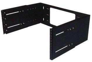 4U Adjustable Patch Panel Bracket