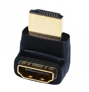 HDMI Coupler Male to Female 270 Degree