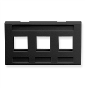 FAK-3 3 Port Modular Furniture Plate